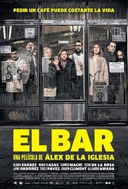 فيلم The Bar 2017 مترجم