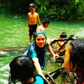 Prabumulih Punya Objek Wisata Alami Pemandian Pasir Putih Jadi Favorit Warga di Bulan Puasa