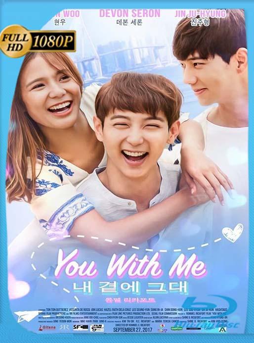 Una Pasión En Seúl (You with Me) (2017) Latino HD AMZN WEB-DL 1080P [GoogleDrive] [tomyly]