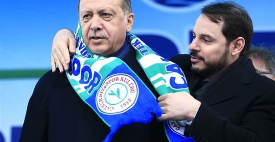 Τουρκία: Η «Φαμίλια» Ερντογάν εδραιώνεται