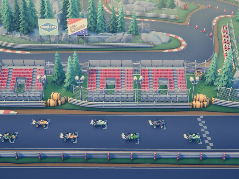 Circuit Superstars Highly Compressed Free Download