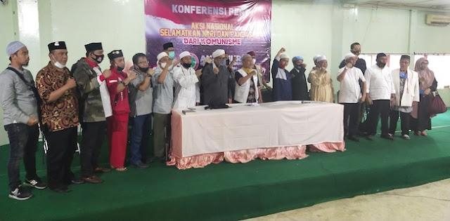 Aksi 167, Massa Aksi dari Kampung Jokowi Mulai Bergerak Menuju Jakarta