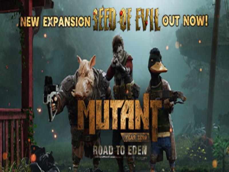Download Mutant Year Zero Road To Eden Game PC Free