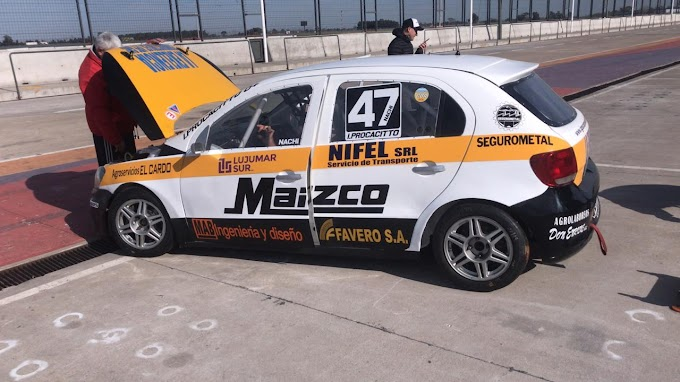 Ignacio Procacitto giró en San Nicolás y definió su retorno a la Clase 2 en la próxima fecha