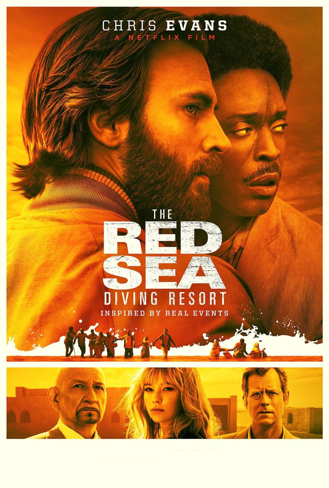 The Red Sea Diving Resort [2019] [CUSTOM HD] [DVDR] [NTSC] [Latino]