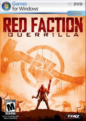 Red Faction Guerrilla PC [Full] [Español] [MEGA]
