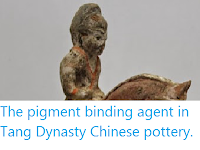 http://sciencythoughts.blogspot.co.uk/2015/01/the-pigment-binding-agent-in-tang.html