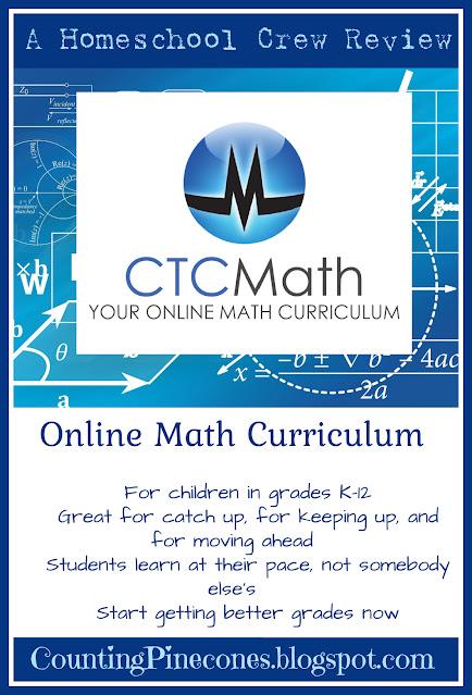 #hsreviews #ctcmath #review #homeschoolmath #blueribbonwinner #onlinemath