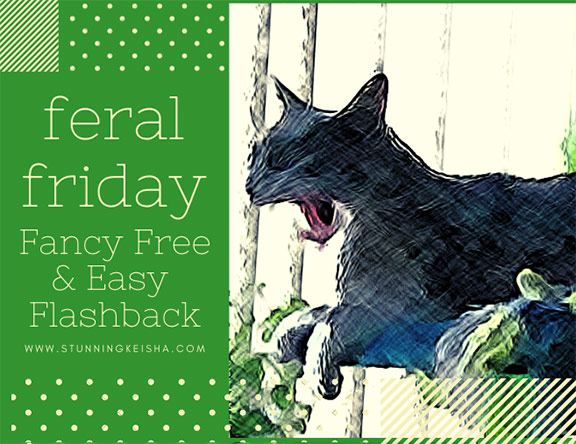 Feral Friday Fancy Free & Easy Flashback