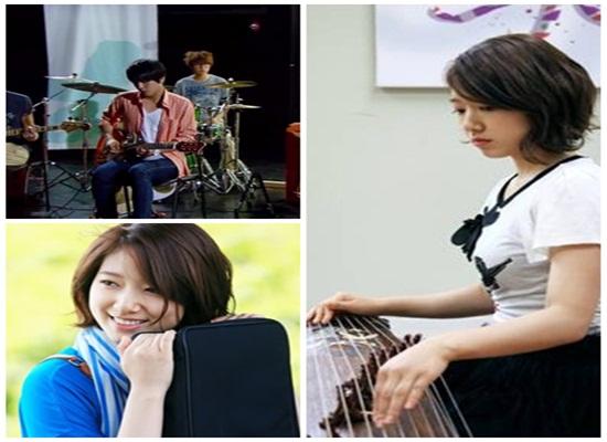Park Shin Hye e Jung Yong Hwa