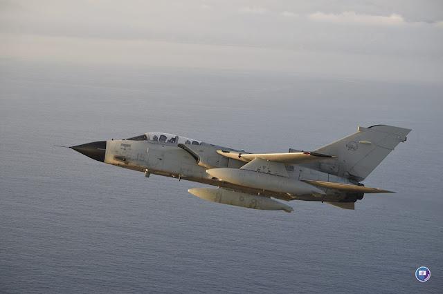 Italian Tornado AMX NATO Days