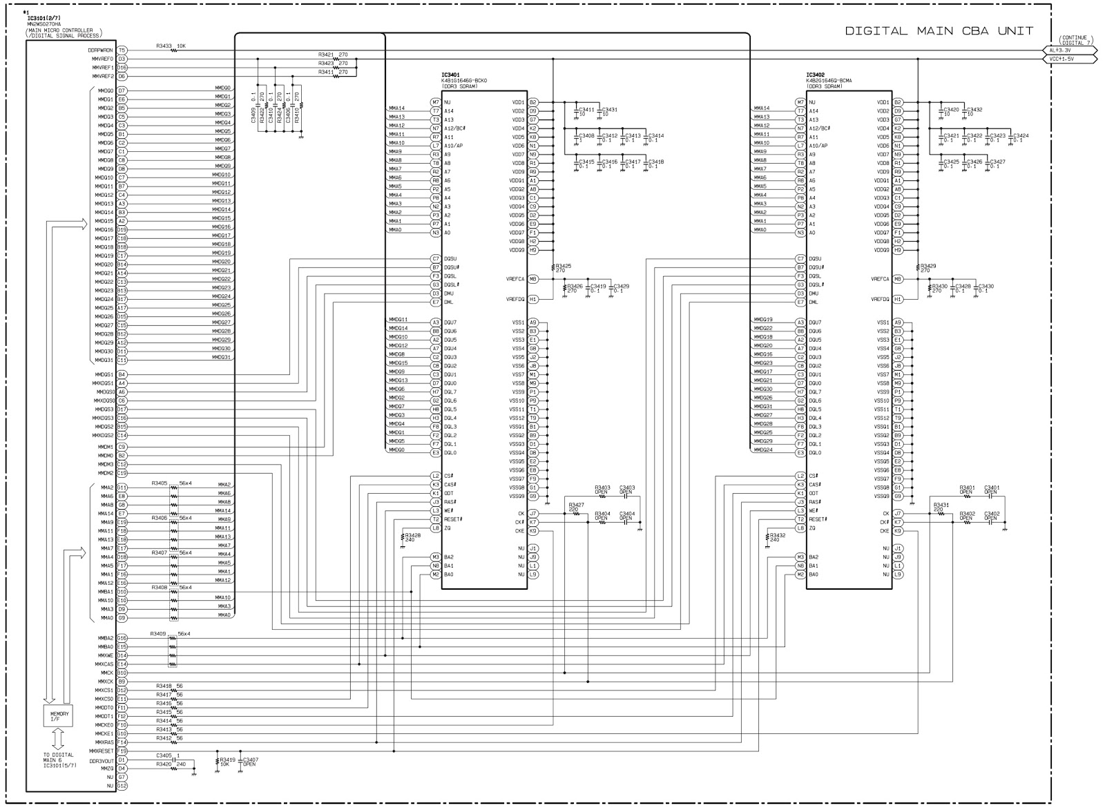 Manguonblog Thng Hai 2016 Electronic Circuit Diagram Tv Vertical Using La78041 La78040 Type A