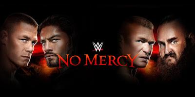 WWE No Mercy 2017 - Horarios y Cartelera