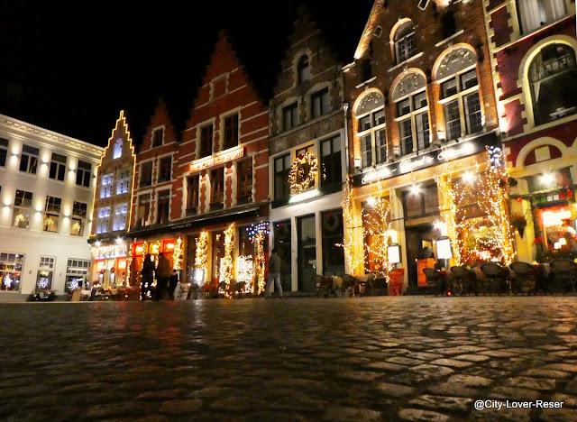 julmarknad i Brygge