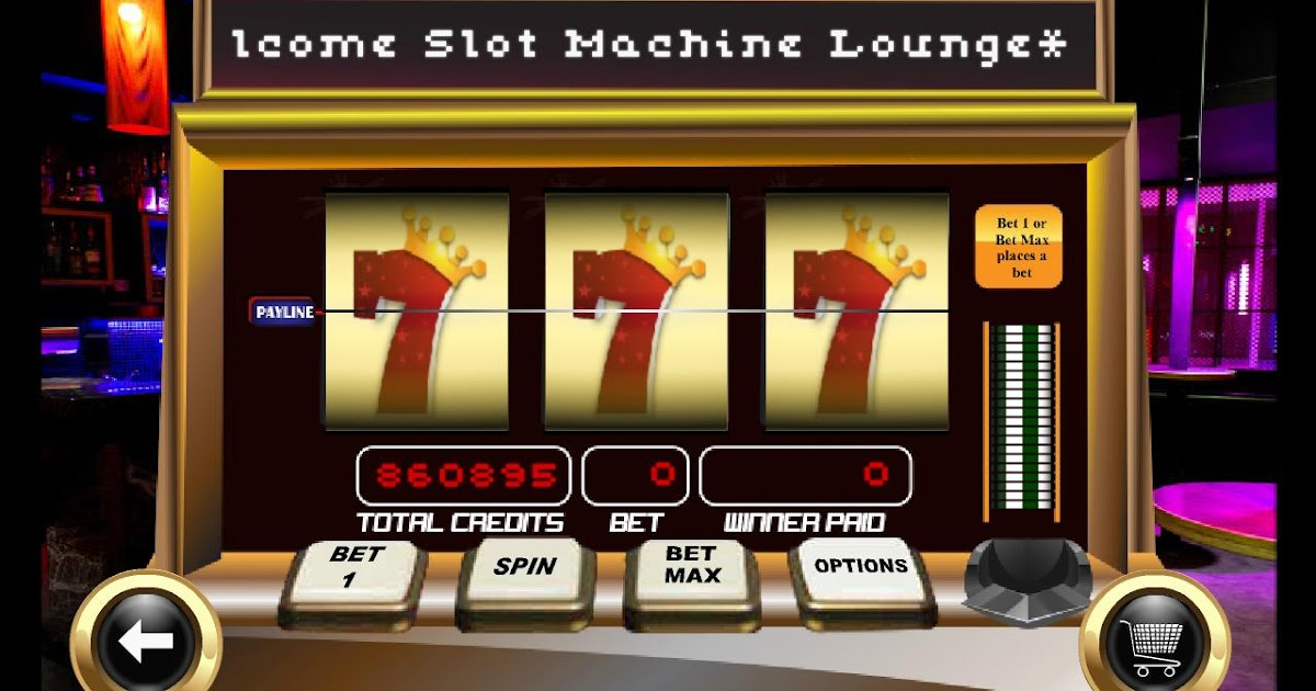 Slot Machines Play Free