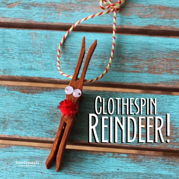 http://www.doodlecraftblog.com/2015/07/christmas-in-july-clothespin-reindeer.html