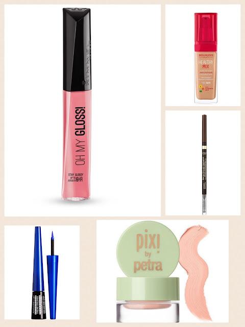 Drugstore Wishlist Items (Rimmell, Bourjois, L'Oreal, Pixi, Annabelle)