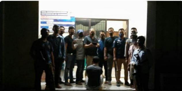 Pembobol Kantor Bawaslu Pesawaran di Tangkap Polisi