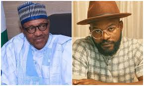 Falz and Buhari