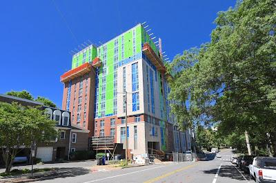 Rosslyn apartments for lease, Arlington Virginia