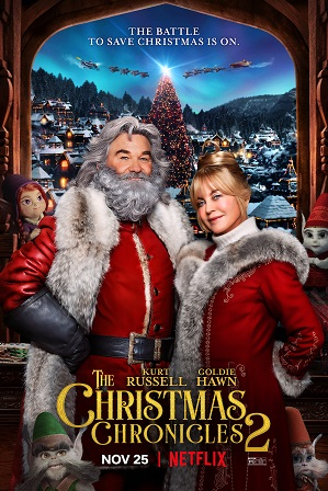 The Christmas Chronicles 2 (2020) Full Hindi Dual Audio Movie Download 480p 720p Web-DL [ हिन्दी + English ]