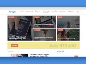 Juragan Premium Free 100% No Credit Link (Fast Blogger Template) - Responsive Blogger Template