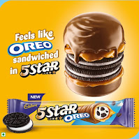 Brand Update : Oreo does it again with 5Star