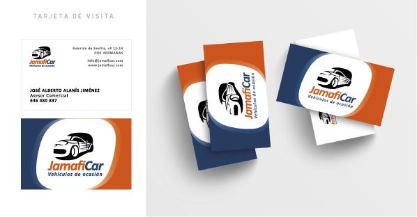 Logotipo coche. Identidad concesionario. Branding. Car logo. Second hand cars identity.