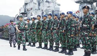 Tegas! Indonesia Tagih Janji Joe Biden Soal Laut China Selatan