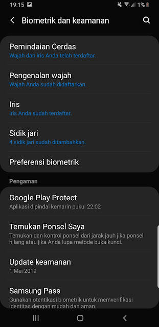 Impresi Awal & Review Singkat Daily Driver Baru Ane : Samsung Galaxy S9+