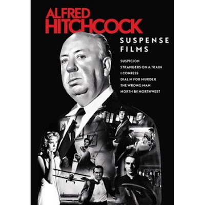 Alfred Hitchcock Suspense Films Collection Reviewed
