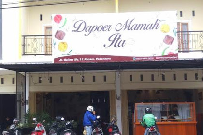 Lowongan Dapoer Mamah Ita Pekanbaru September 2019