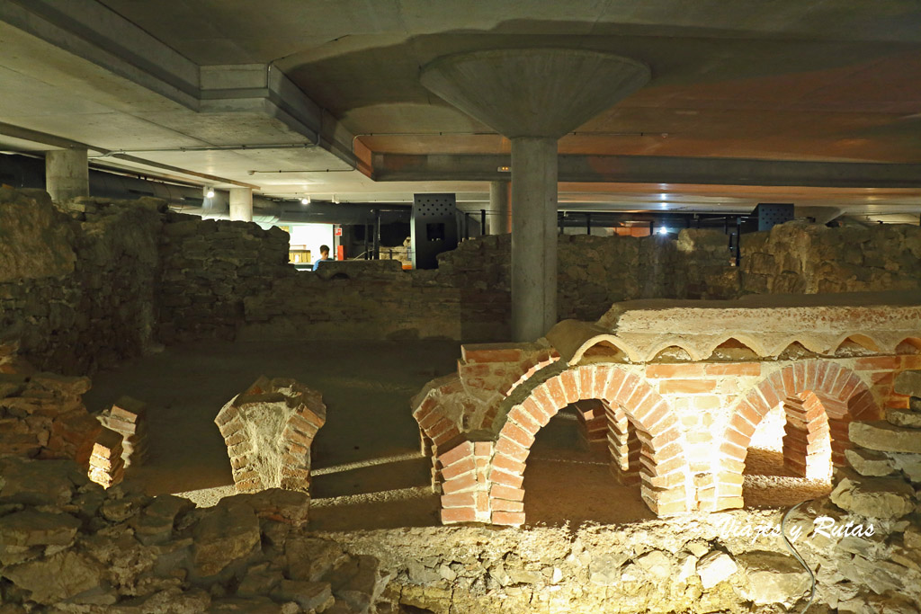 Termas romanas de Gigia, Gijón