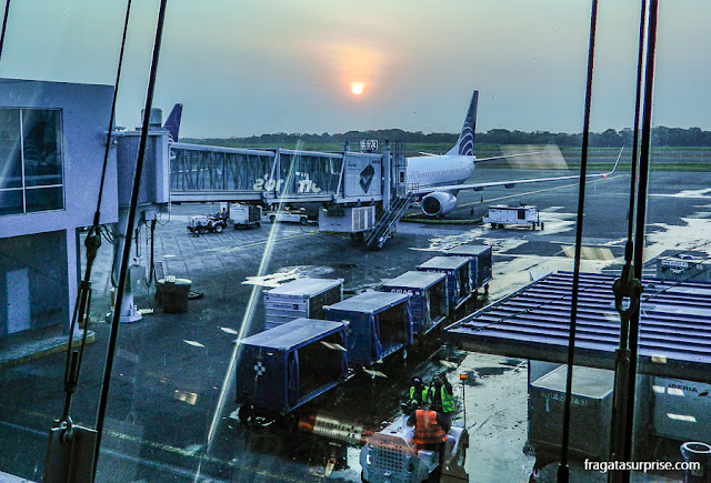 Panamá - Aeroporto de Tocumen