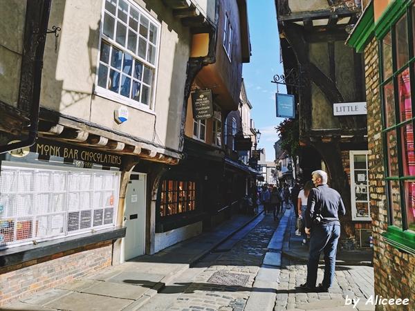 Shambles-strada-medievala-York