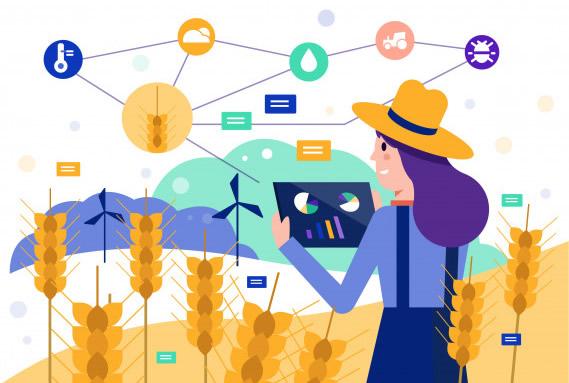 Kementan Dorong Pemanfaatan Industri 4.0 Sektor Pertanian