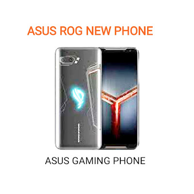 ASSUS ROG GAMING PHONE