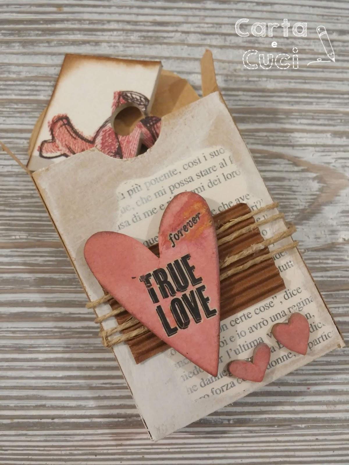 Cose Creative Con La Carta carta e cuci: con tutto il mio cuore (the creative factory)