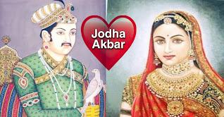 Jodha Akber Love story