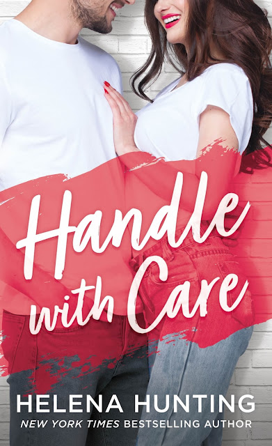 handle with care book cover
