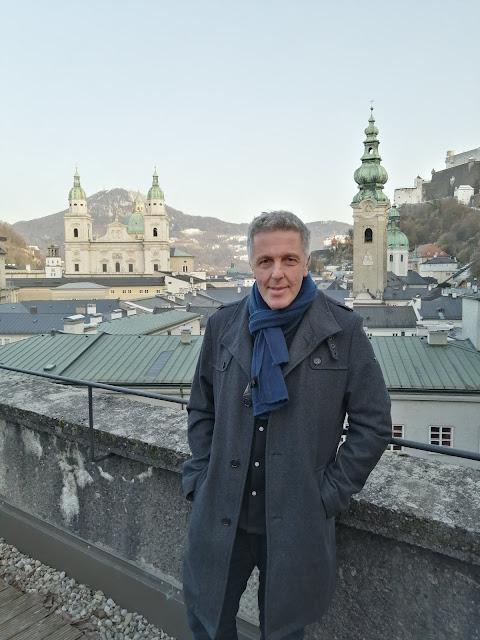 Radioreise Reisepodcast in Salzburg, der Mozartstadt