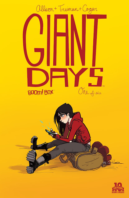 Giant Days descarga mega español