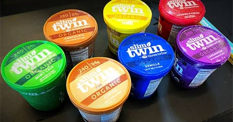On Second Scoop Ice Cream Reviews Slim Twin Ice Cream