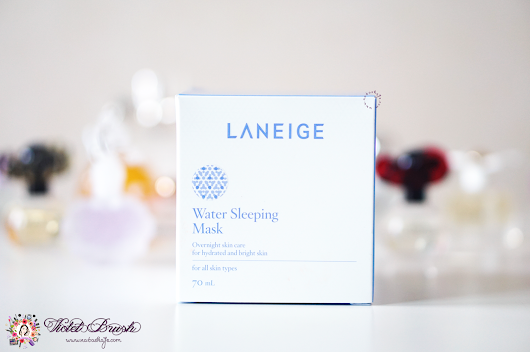 Combat Dry Skin with Laneige's Water Sleeping Mask