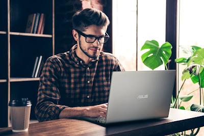 Alasan Saya ingin jatuh cinta dengan laptop Asus Vivobook 14 a416