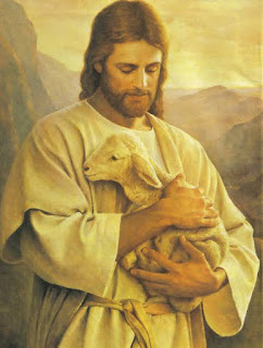 Jesus the Good Shepherd, and Servant Leader