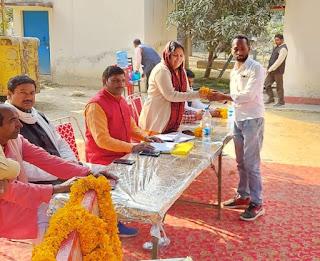 विजय संकल्प के साथ पंचायत चुनाव कराएगी भाजपा : डॉ. अंजना श्रीवास्तव  | #NayaSaberaNetwork