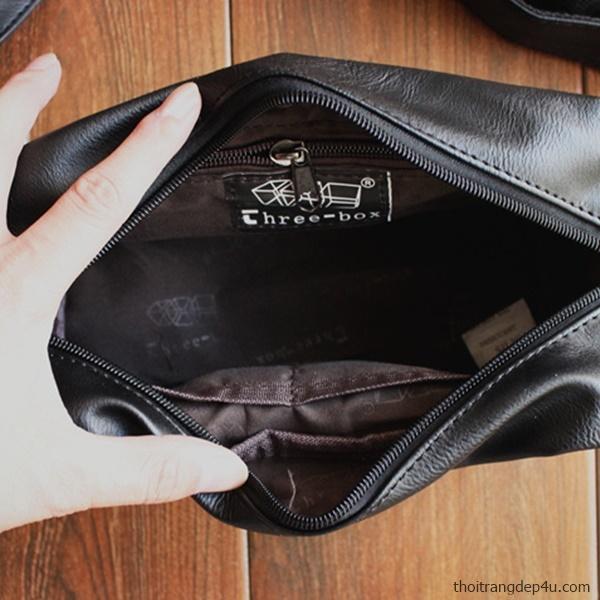 Túi đeo chéo thời trang nam cá tính độc đáo DNM015