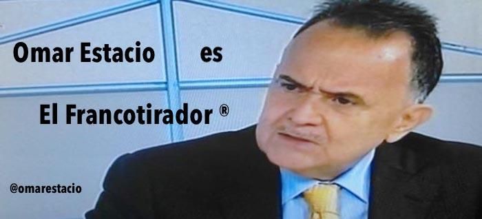 Omar Estacio es El Francotirador®