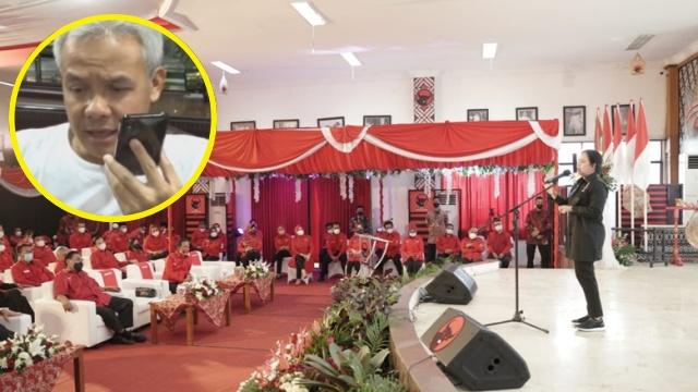 Puan Kumpulkan Kepala Daerah se-Jateng Konsolidasi 2024, Ganjar Tak Diundang